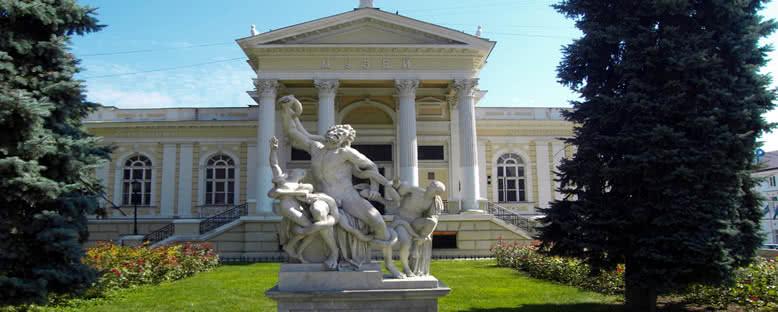 Arkeoloji Müzesi - Odessa