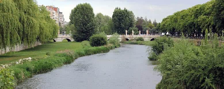 Arlanzon Nehri Kıyıları - Burgos