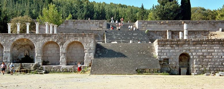 Asklepeion Tapınağı Kalıntıları - Kos