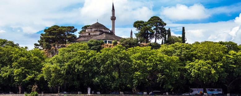 Aslan Paşa Camii - Yanya
