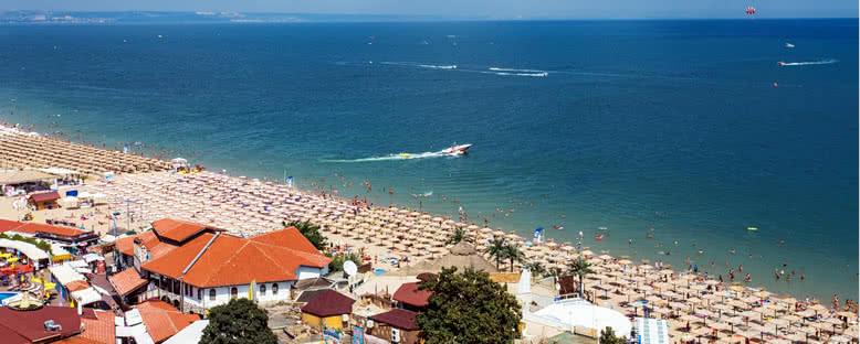 Astera Hotel  ve Plajı - Varna