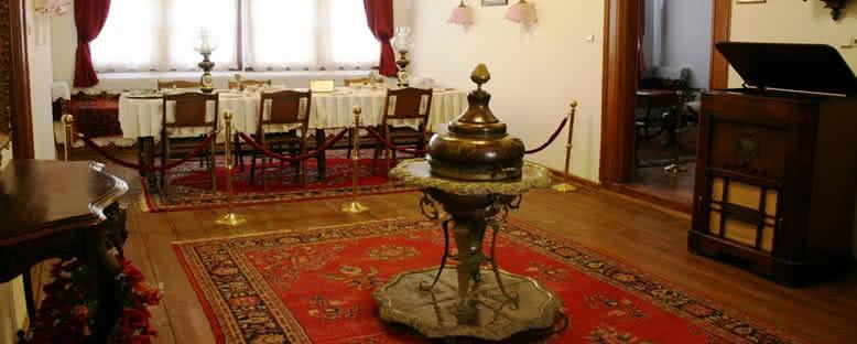 Atatürk Evi ve Etnografya Müzesi - Tokat