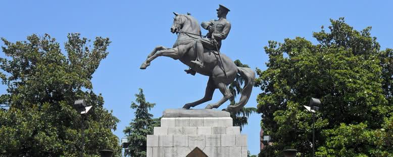 Atatürk Heykeli - Samsun