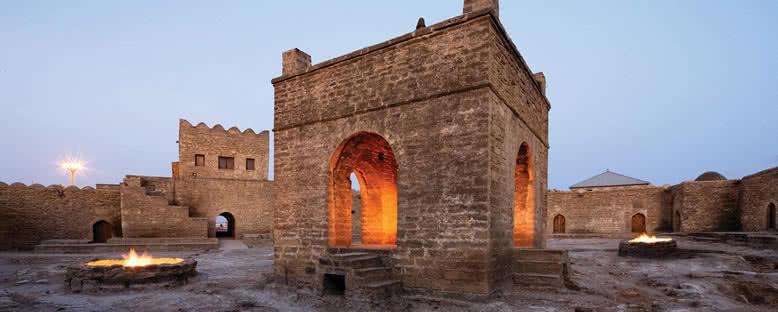 Ateşgah Tapınağı - Bakü