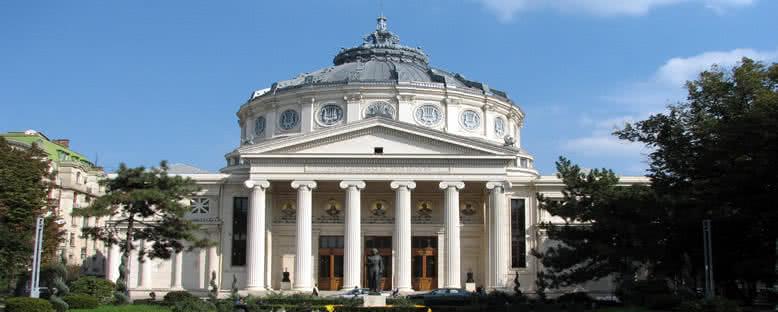 Atheneum Binası - Bükreş