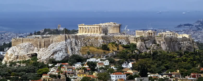 Akropolis ve Parthenon Tapınağı - Atina
