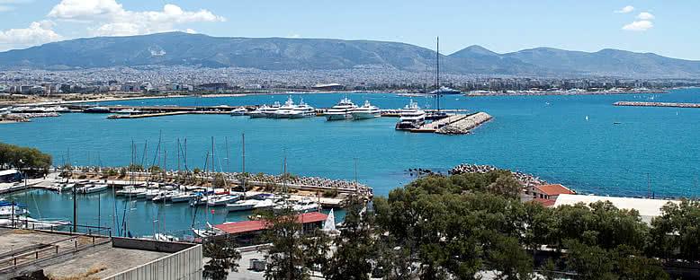 Pire Limanı - Atina