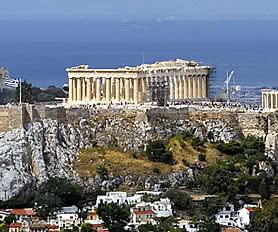 Atina parthenon