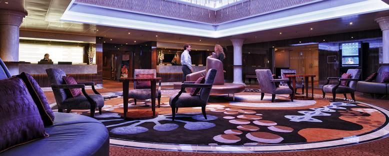 Atrium - Costa neoRomantica