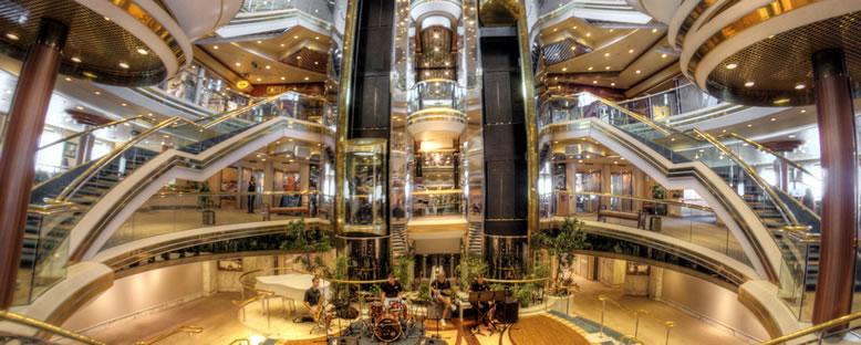 Atrium - Majesty of the Seas