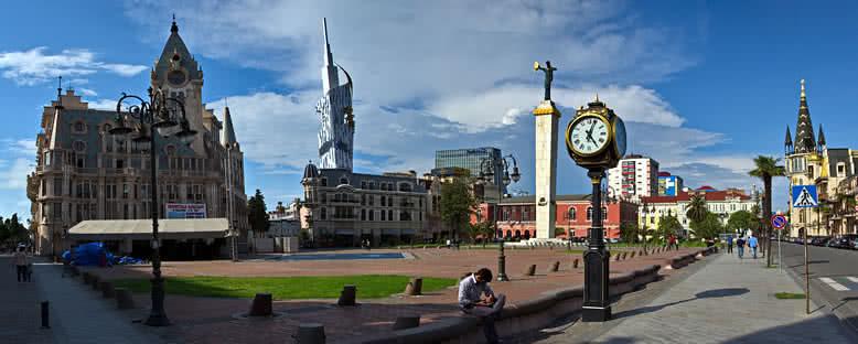 Avrupa Meydanı - Batum