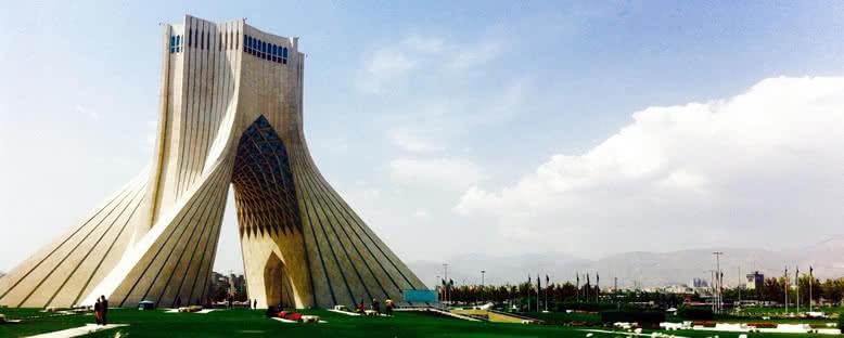 Azadi Kulesi - Tahran