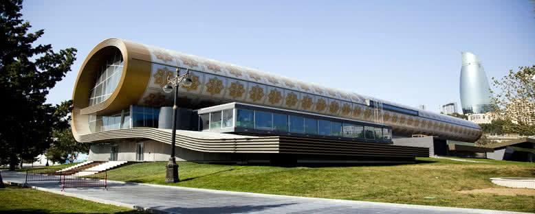 Azerbaycan Halı Müzesi - Bakü