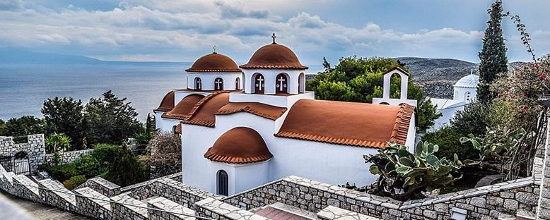 Aziz Savvas Kilisesi - Kalimnos