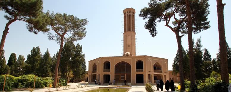 Bagh-e Devlet Abad - Yezd