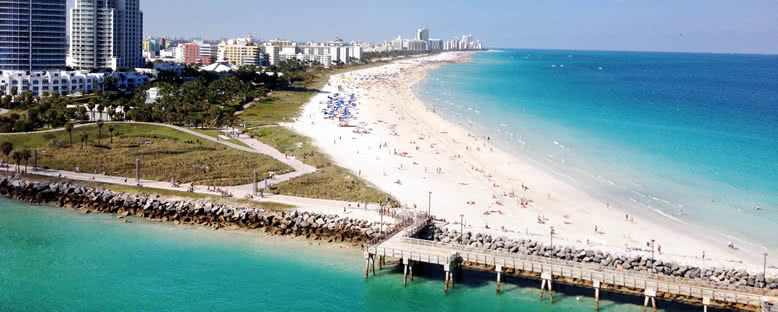 South Beach Plajı - Miami