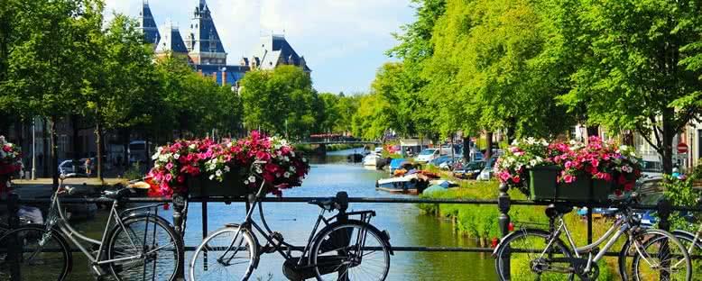 Bahar Manzarası - Amsterdam