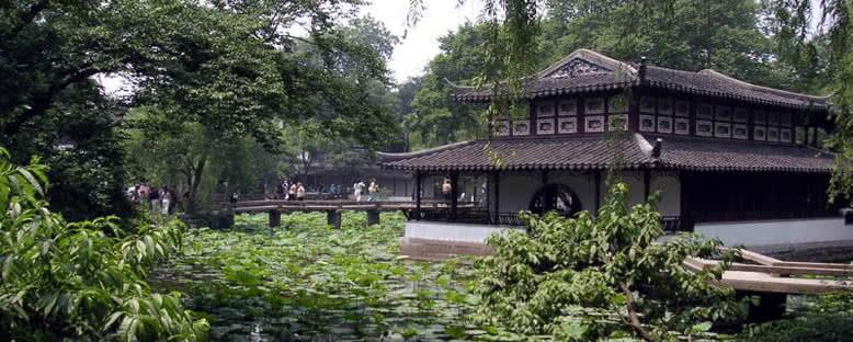 Bahçeler - Suzhou