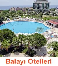 Balayı Otelleri