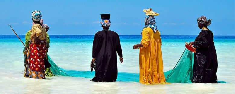 Balık Avı - Zanzibar