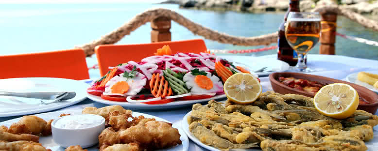 Balık Restoranları - Amasra