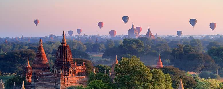 Balon Gezileri - Bagan