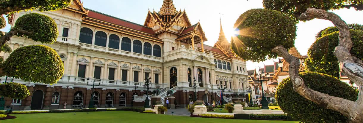 Bangkok Phuket Singapur