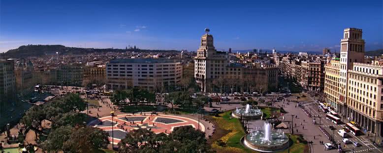 Plaza de Catalunya - Barcelona