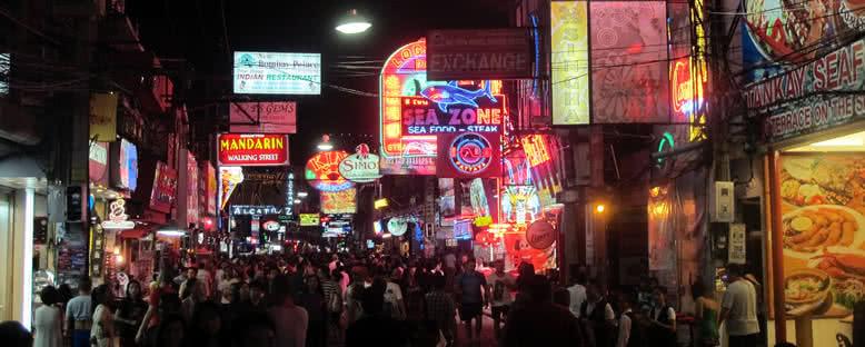 Barlar Sokağı - Pattaya