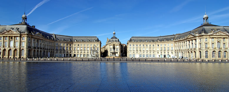 Place de la Bourse - Bordeaux