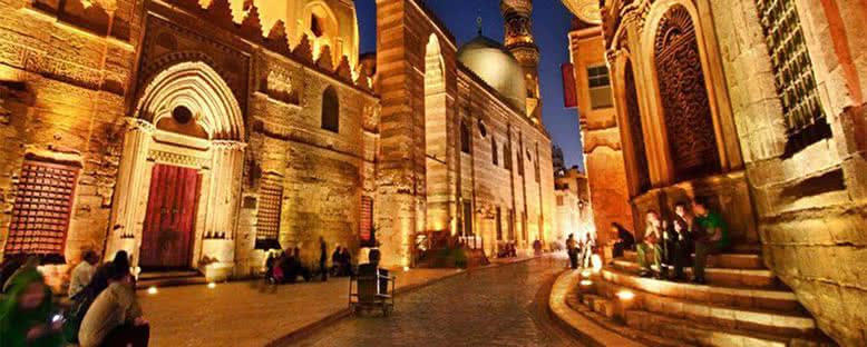 Başkent Sokakları - Kahire