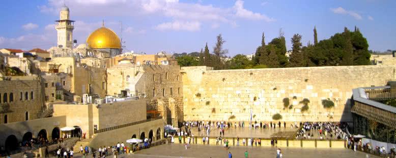 Batı (Ağlama) Duvarı - Kudüs