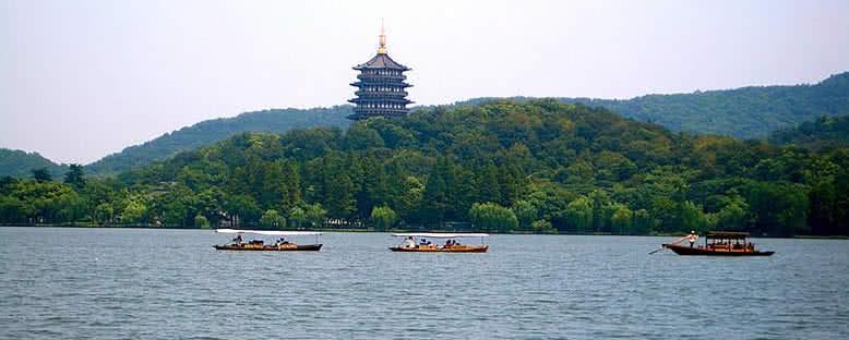 Batı Gölü - Hangzhou