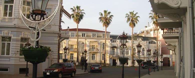 Şehir Sokakları - Batum
