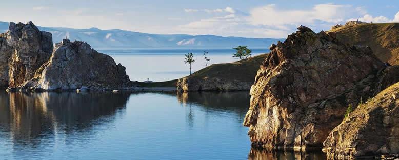 Baykal Gölü Kıyıları - Irkutsk