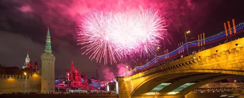 Bayram Kutlamaları - Moskova
