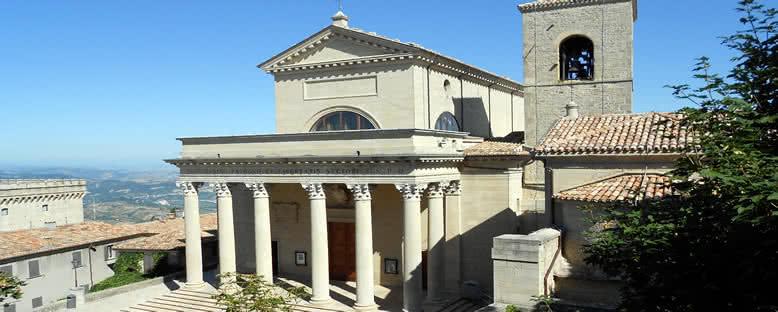 Bazilika - San Marino