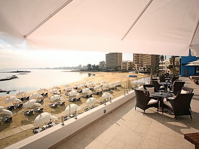 Beach Club - Arkın Palm Beach Hotel