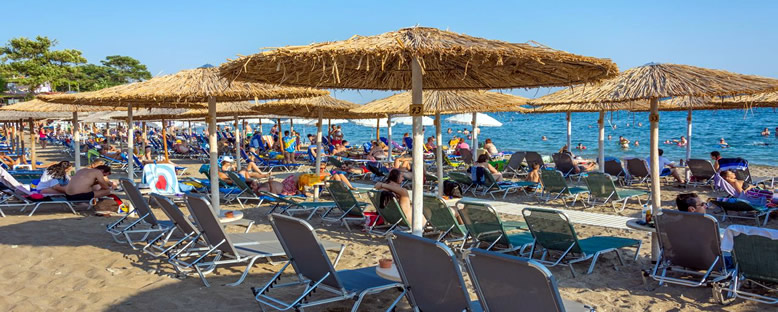 Beach Club'lar - Dedeağaç