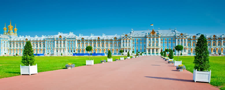 Catherine Sarayı (Yazlık Saray) - St. Petersburg