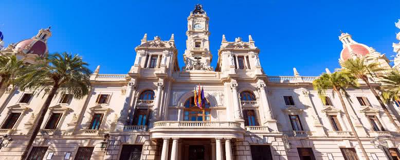 Belediye Binası Ayuntamiento - Valencia