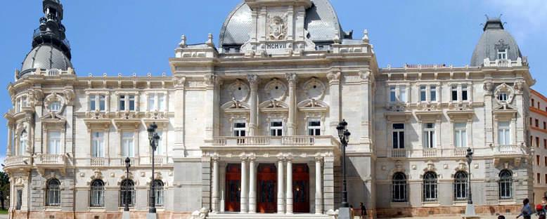 Belediye Binası - Cartagena