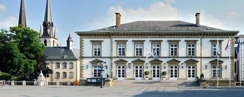 Belediye Binası - lüksemburg