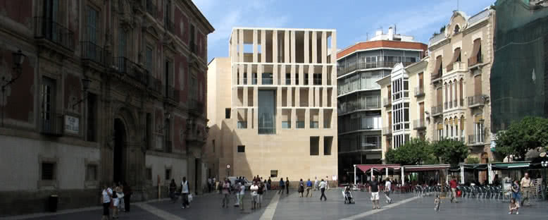 Belediye Binası - Murcia