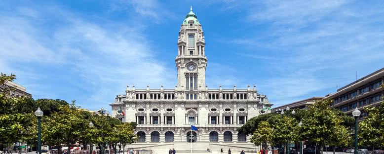 Belediye Binası - Porto