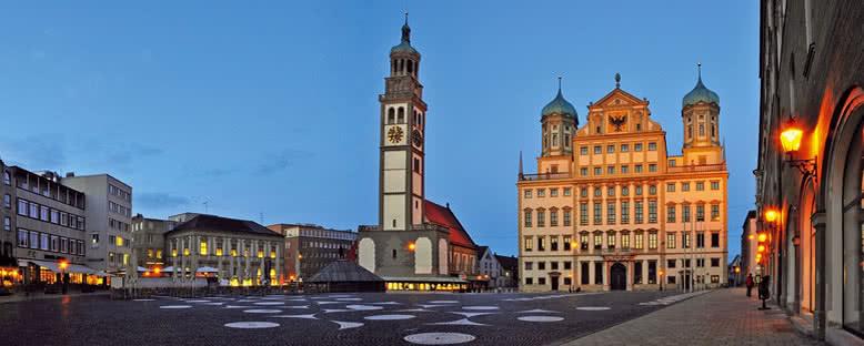 Belediye Meydanı - Augsburg