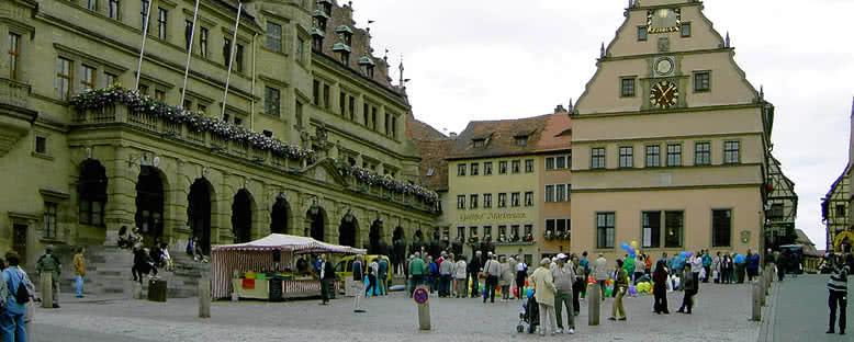 Belediye Sarayı - Rothenburg