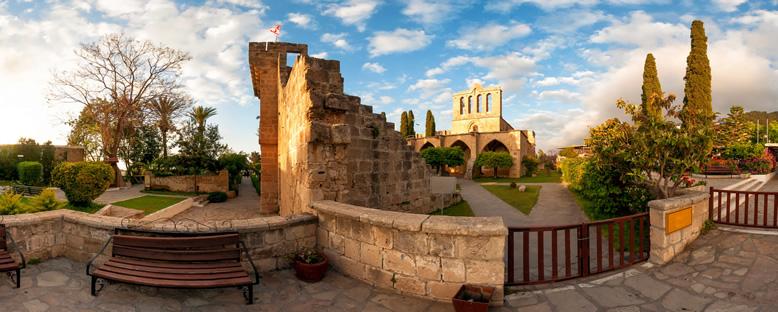 Bellapais Manastırı - Kıbrıs