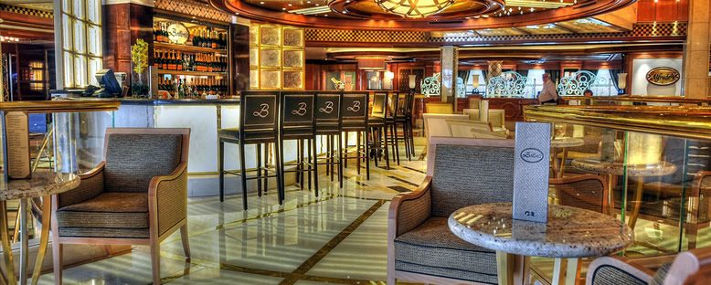 Bellini's Bar - Regal Princess