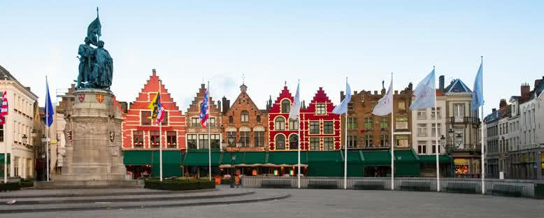Pazar Meydanı - Brugge